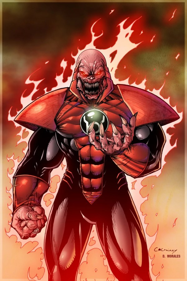 Image Red lantern atrocitusjpg InjusticeGods Among
