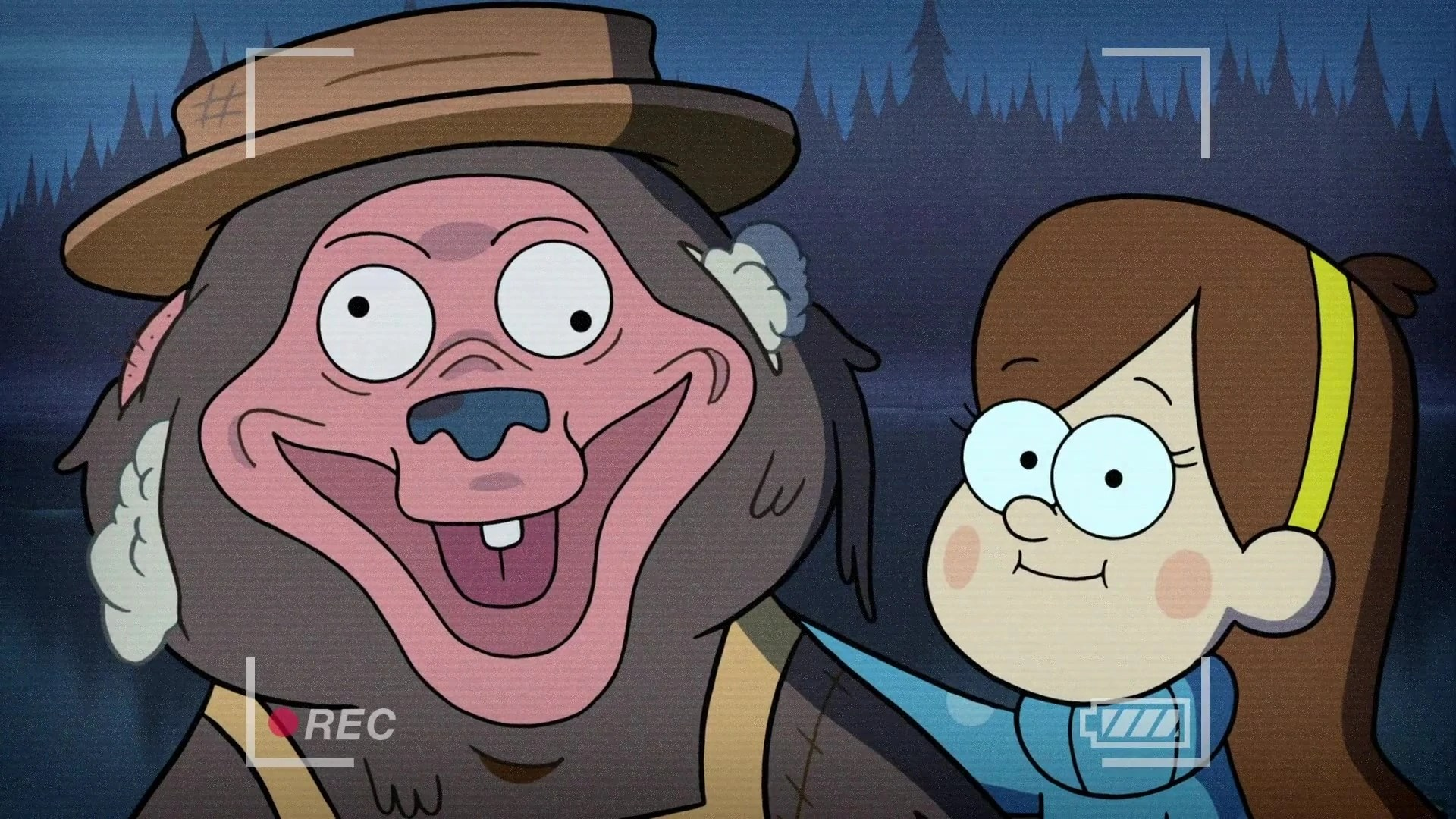 Gravity Falls Dipper And Wendy Wallpaper Bear O Gravity Falls Wiki