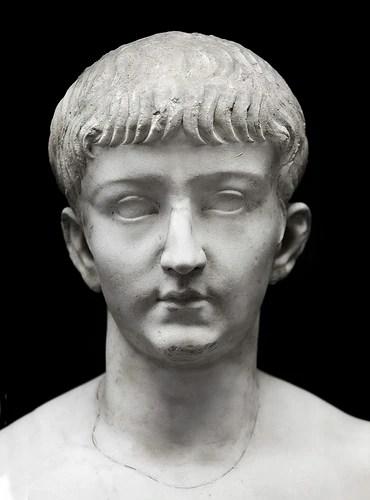 Image result for Tiberius Claudius Caesar Britannicus