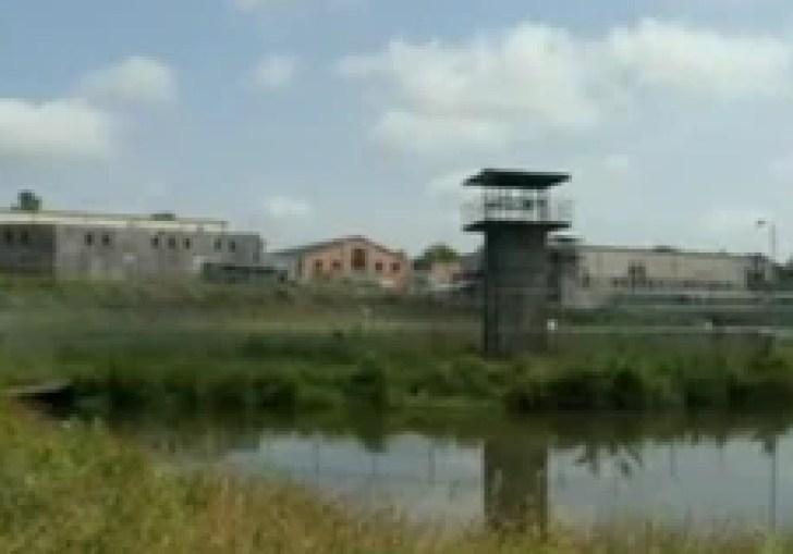 Layout Of Walking Dead Prison