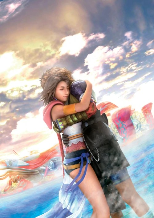 Ps3 Animated Wallpaper Final Fantasy X 2 The Final Fantasy Wiki 10 Years Of