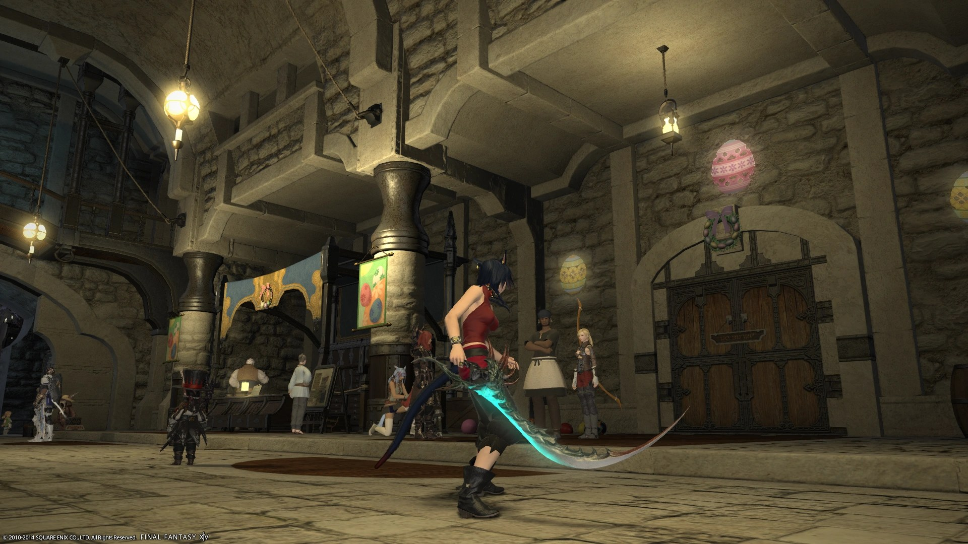 List Of Final Fantasy XIV Weapons The Final Fantasy Wiki