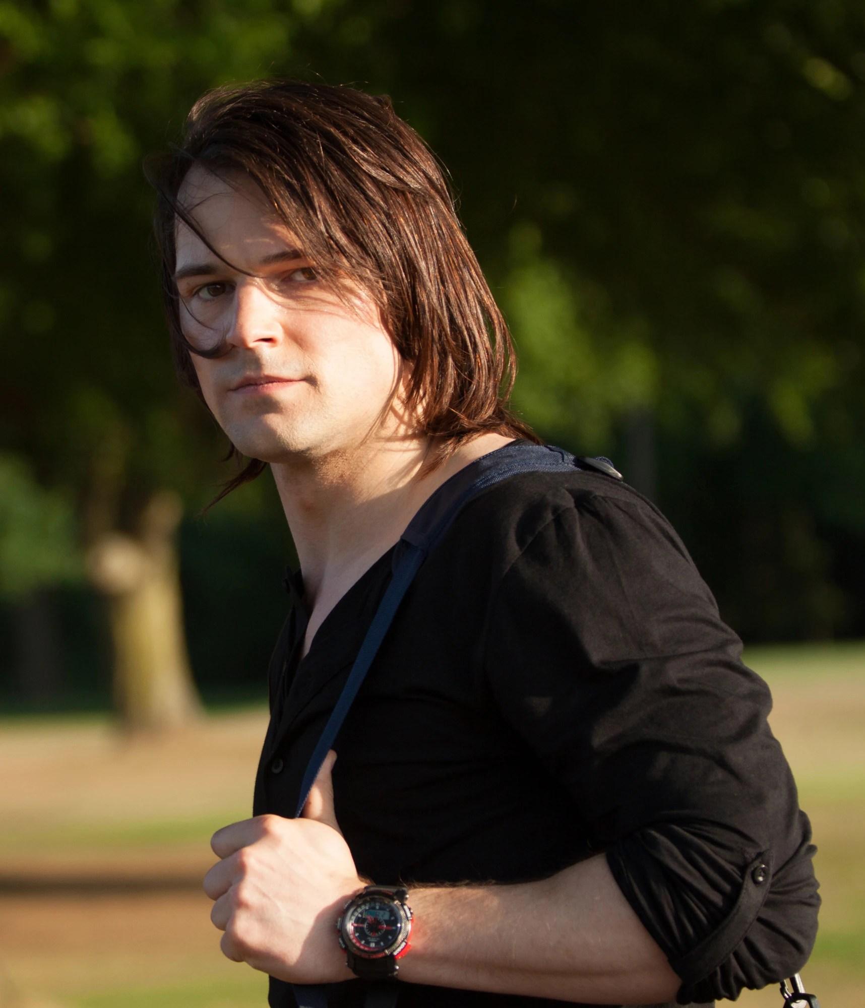 Dimitri Belikov from Vampire Academy