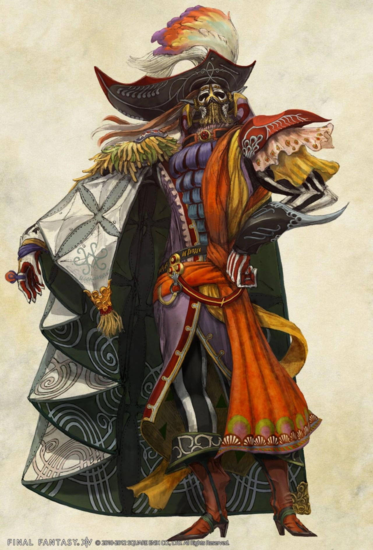 Amon Final Fantasy XIV The Final Fantasy Wiki 10