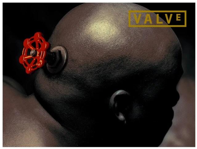 Valve Corporation Scary Logos Wiki