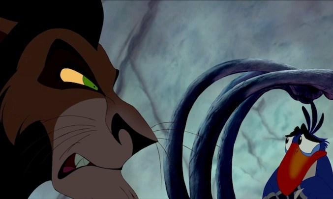Re Leone Zazu: Just A Dad With Disney Questions