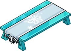 Ice Dining Table icon