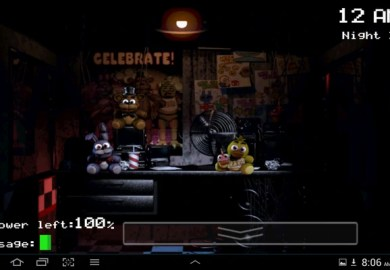 Five Nights At Freddys Dress Up Game