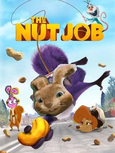The Nut Job JimmyandFriends Style The Parody Wiki Wikia