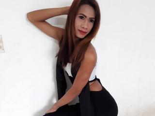 ILoveToSwallowMyCum (Transsexual, 23)