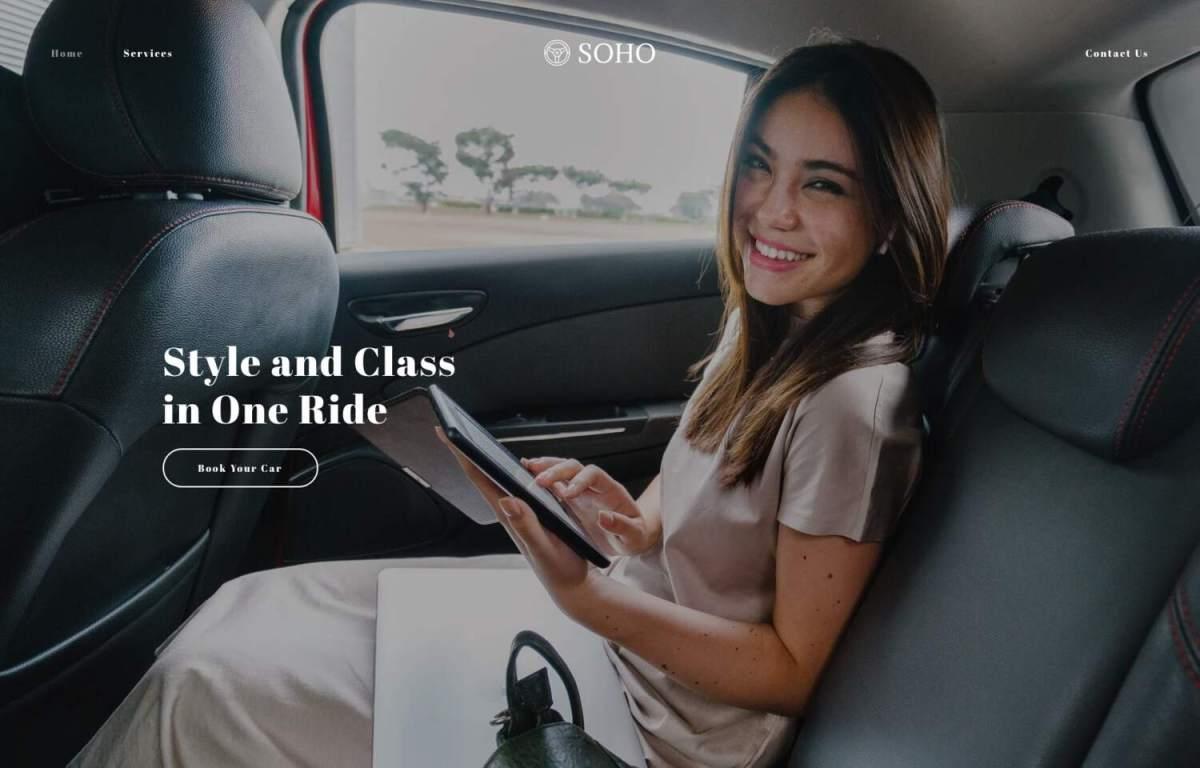 Automotive and Car Website Templates