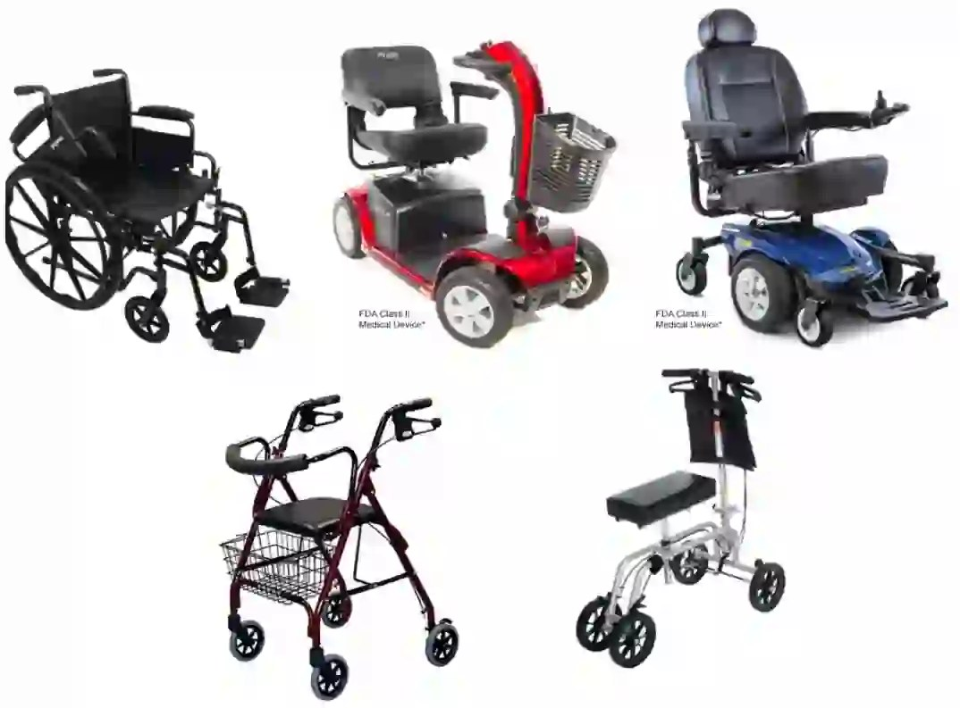 Toms Wheelchair and Scooter Rentals