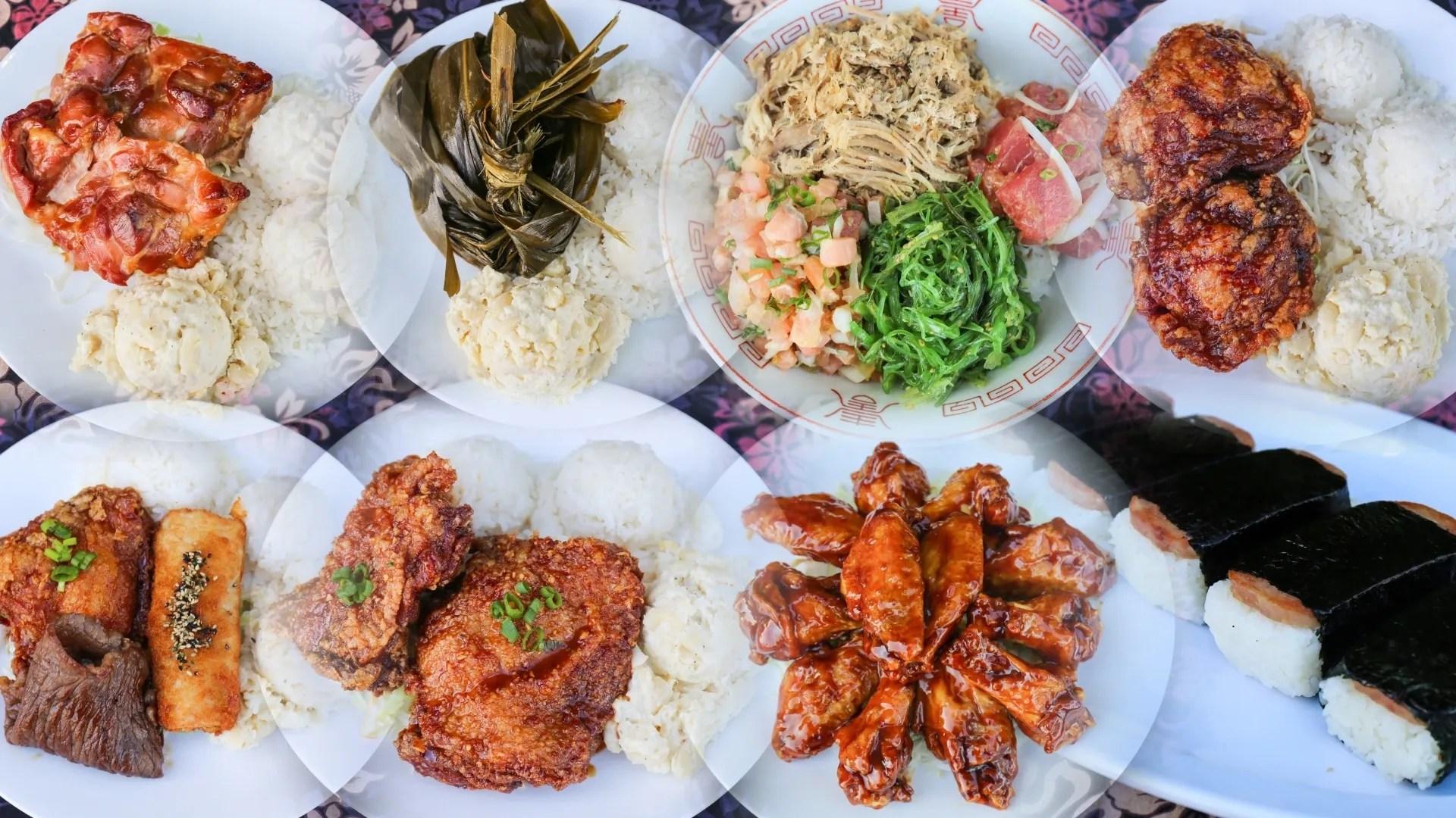 Da Hawaiian Kitchen