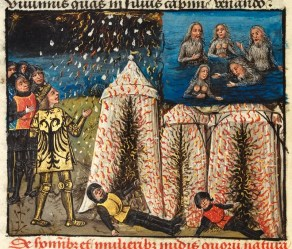 Keeping Warm and Making War: Fire in Medieval Europe