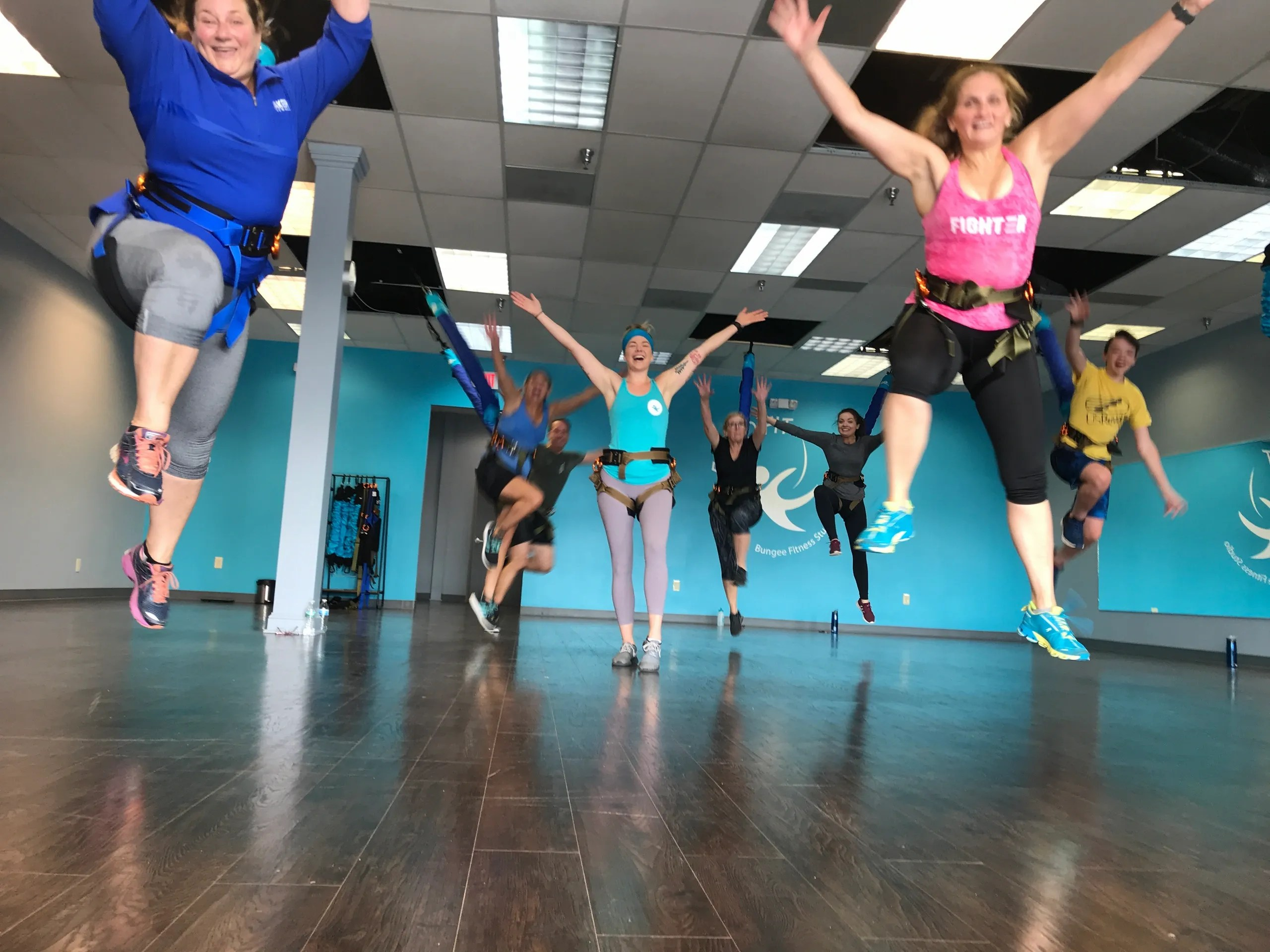 Bungee Fitness Fly To Fit Bungee Fitness Fly To Fit Bungee Fitness