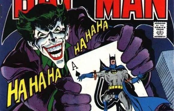 Batman #251 The Joker's Five-Way Revenge