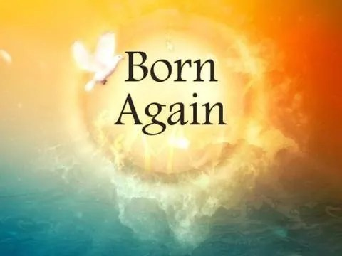 Image result for born again""