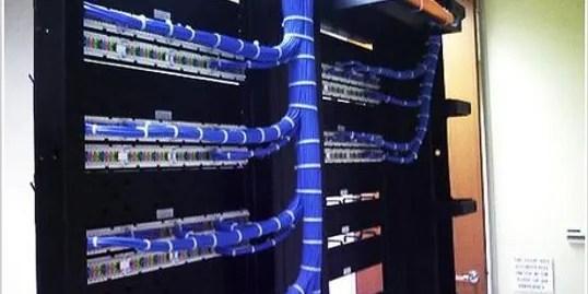 network wiring doorbell schematic diagram shaun s telecom san diego installation computer data structured cat6 cat5e racks