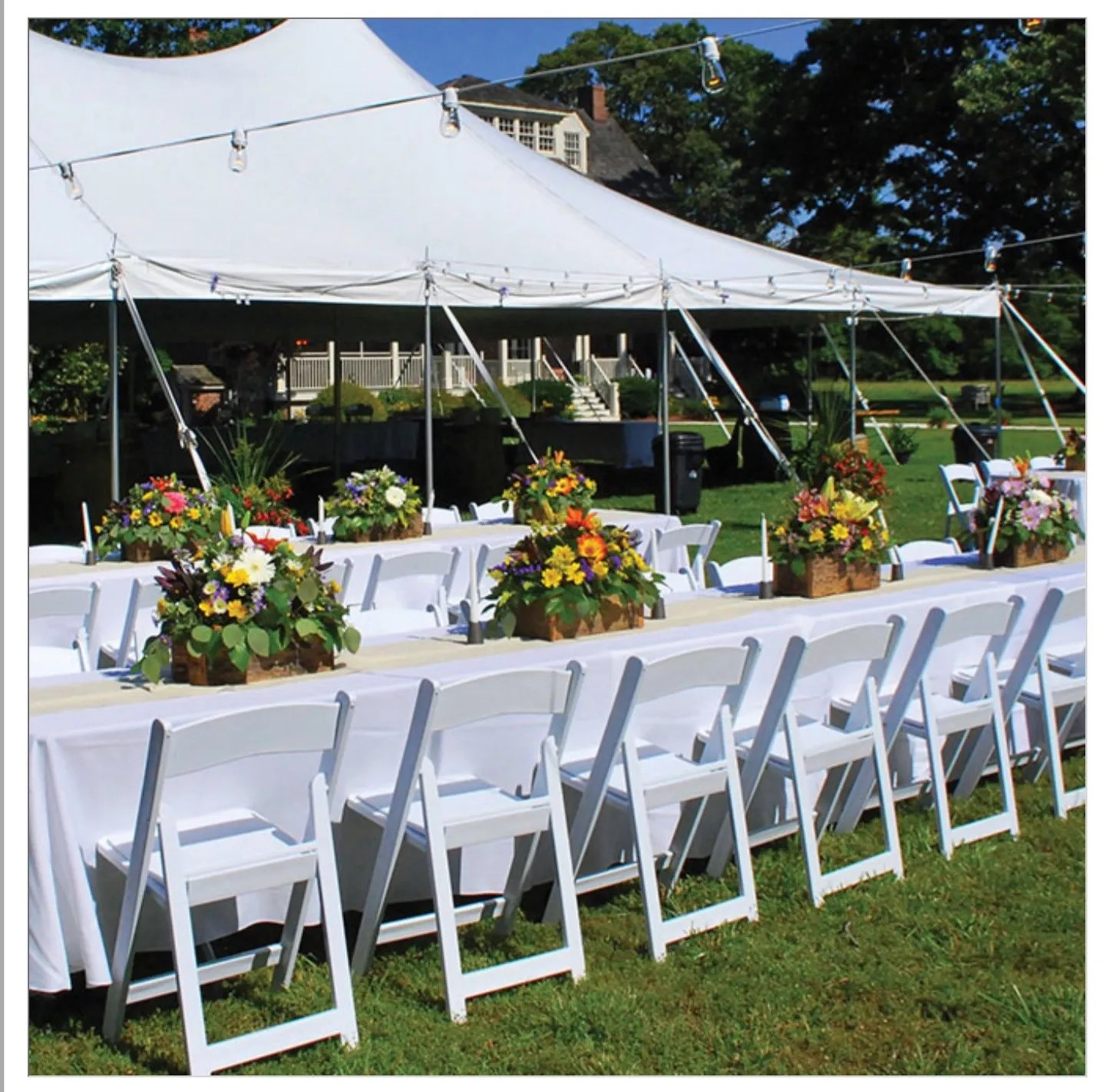 table and chair rentals in delaware children chairs tables taylor made party