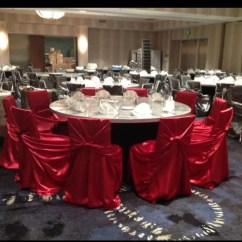 Chair Cover Rental Orland Park Red Arm Table Cloths Covers Party Rentals Classy Linen