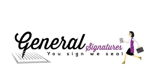 General Signatures