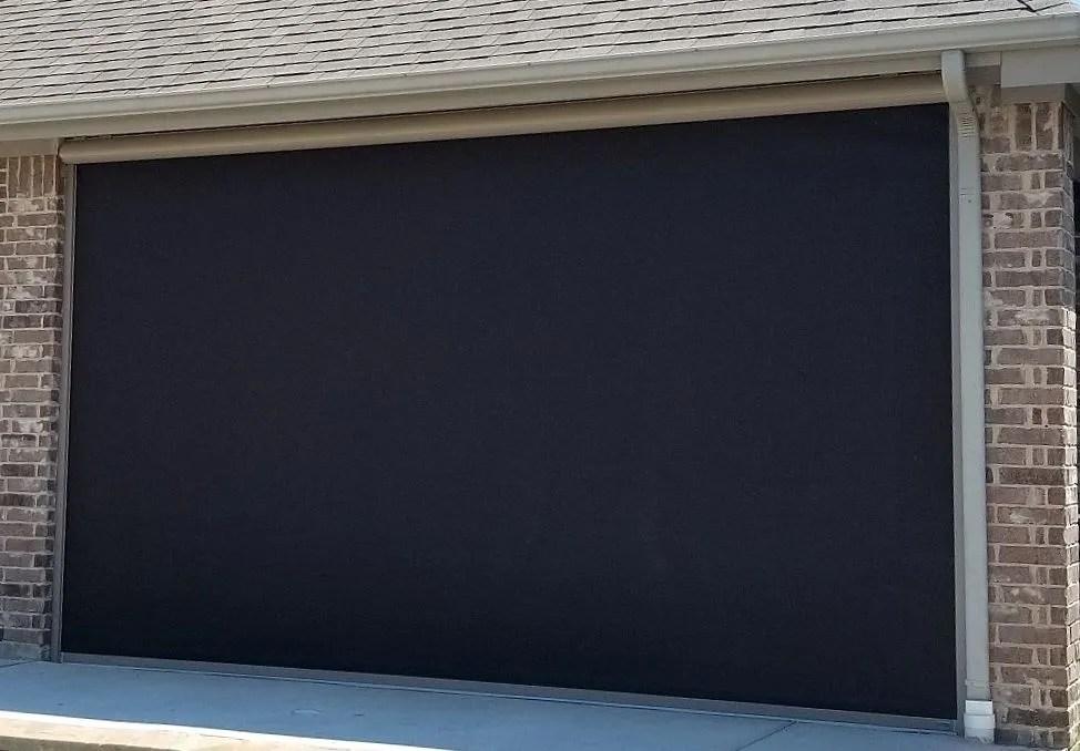 solar shades retractable screens