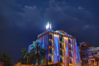 Home Hotels Near Bangalore Airport Orange Suites Inn