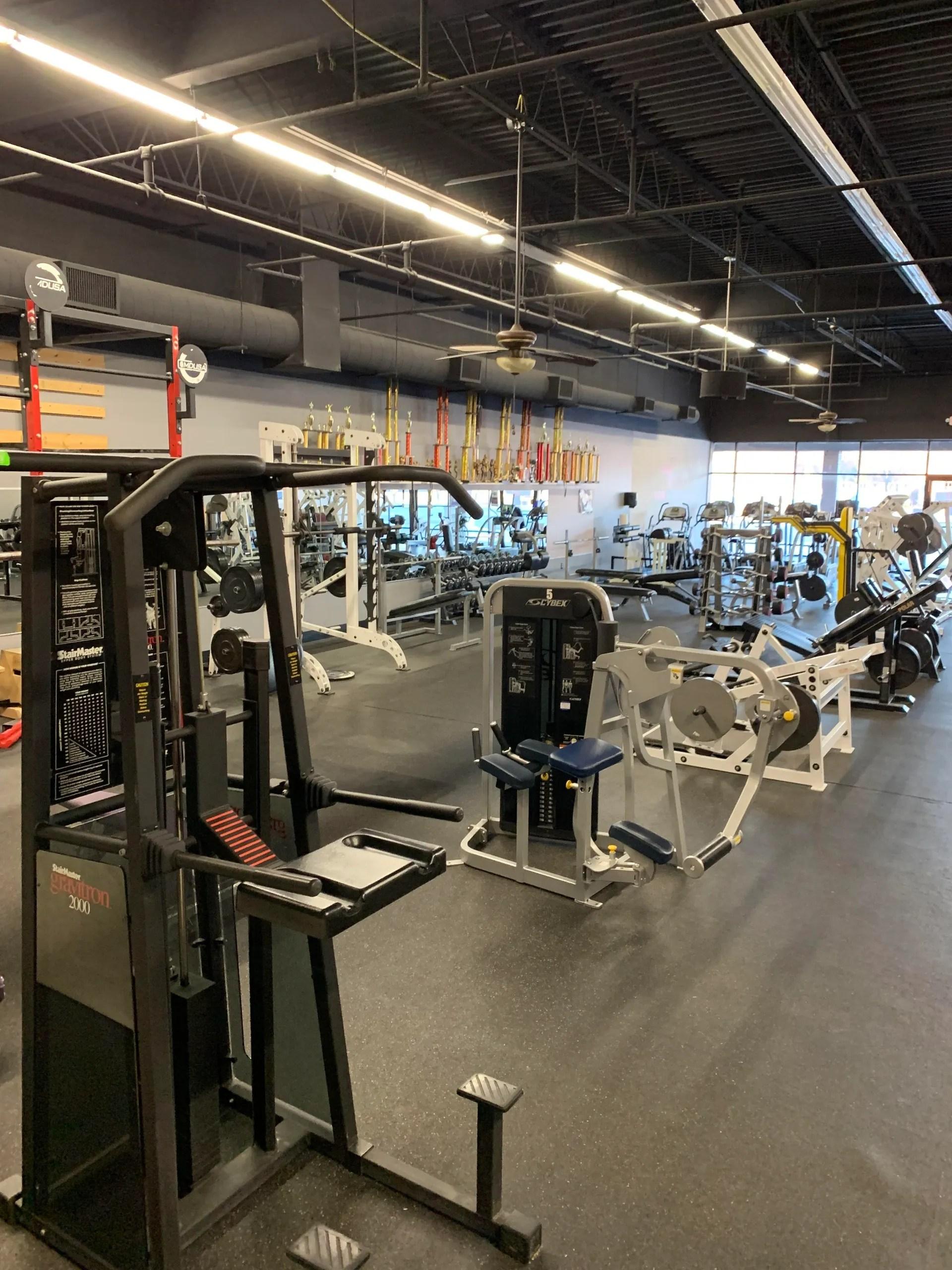 Planet Fitness Mentor : planet, fitness, mentor, Fitness, Personal, Training,, Center