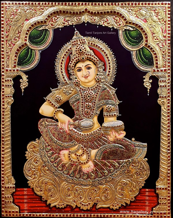 Tanjore Painting - Tamil Art