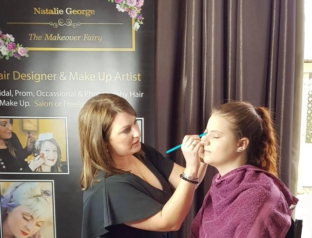 the makeover fairy, natalie george