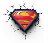 superman logo 3d models