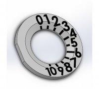 microwave knob 3d models to print yeggi