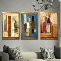 Supply Abstract art brand living room decoration-