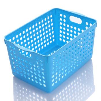 green kitchen mat tiled island inomata日本进口塑料篮子玩具食品文件收纳筐办公收纳篮收纳框 蓝色4577【图片 价格 品牌 报价】-京东