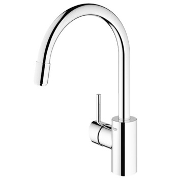 grohe kitchen faucet hose small table for 2 高仪32663001 高仪 32663001 康斯特可抽拉可旋转厨房龙头