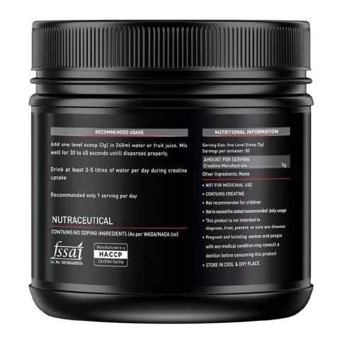 muscleblaze creatine monohydrate 0