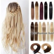 tape in hair extensions 100