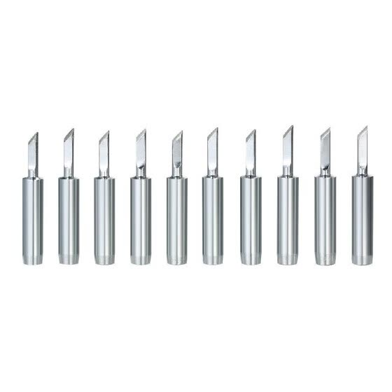 Shop 10PCS Soldering Iron Tips Replacement Solder Tip Lead