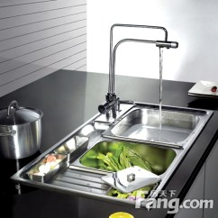 New Kitchen Sink Upgrade Ideas 新买的厨房水槽生锈了怎么办 赶快来看看 青岛装修 青岛房天下 新买的水槽生锈了怎么办