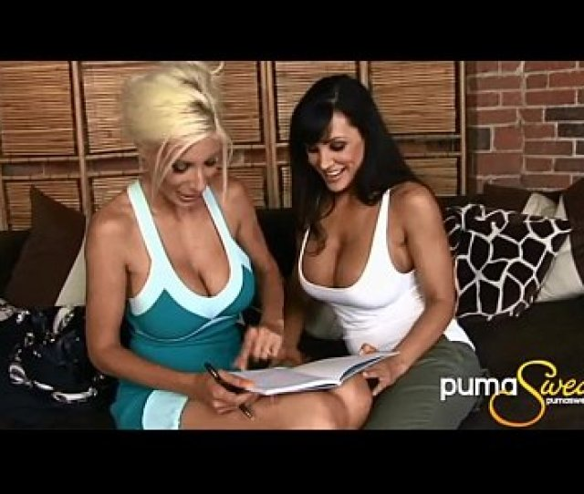 Big Titted Puma Swede Lisa Anns First Time