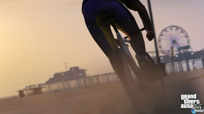 noticias Nuevas imágenes de Grand Theft Auto V