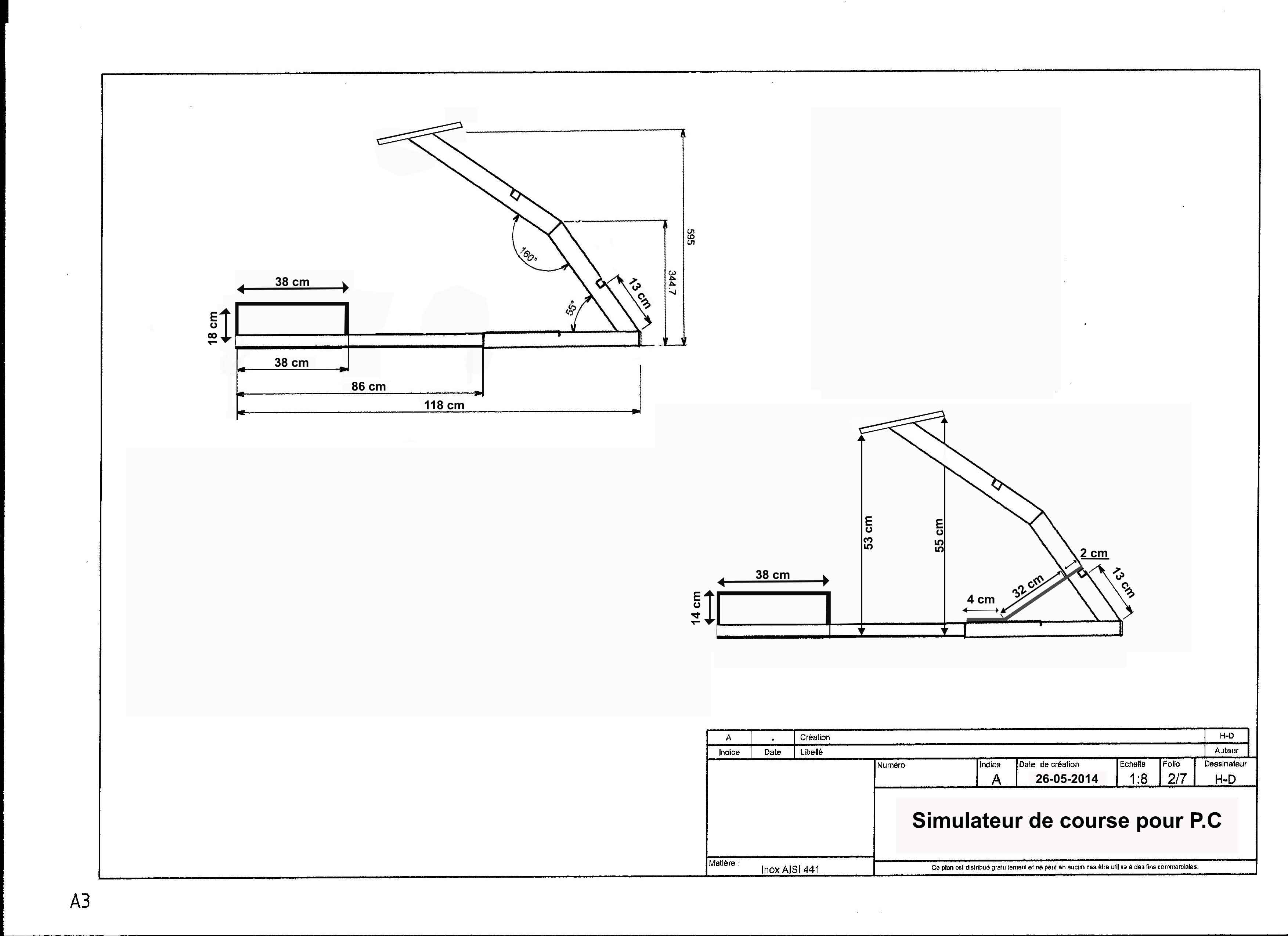 Racingfr Gt Mon Projet Simulateur Dynamique Frex Like De
