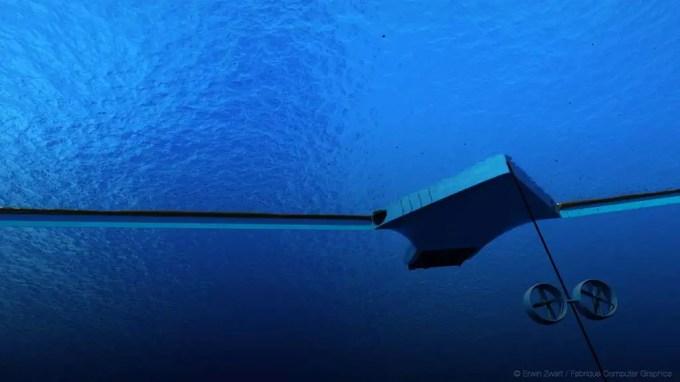 31488208 - Un estudiante de 19 años inventa un sistema para limpiar los océanos de plástico