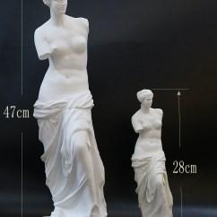 Milos Kitchen Exhaust Cover 断臂摆件希腊爱神米洛斯的维纳斯雕塑家居饰品树脂人物雕像大号维纳斯 检验报告