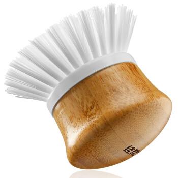 full circle kitchen brush chromcraft chair parts 佳帮手刷子厨房刷油多用途油刷子刷锅电饼铛圆形竹制洗锅洗碗刷清洁刷圆形 佳帮手刷子厨房刷油多用途油刷子刷锅电饼铛圆