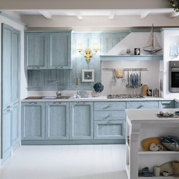 kitchen pantry cabinets freestanding remodel cincinnati 实木厨房橱柜设计整体欧式厨柜开放式地中海风格l 地柜 水曲柳原木门 柜