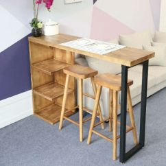 Kitchen Bar Chairs Granite Countertops 尤尚家具北欧简易吧台隔断柜家用实木小吧台loft简约开放式厨房吧台酒柜高 尤尚家具北欧简易吧台隔断柜家用实木小吧台loft简约开放式