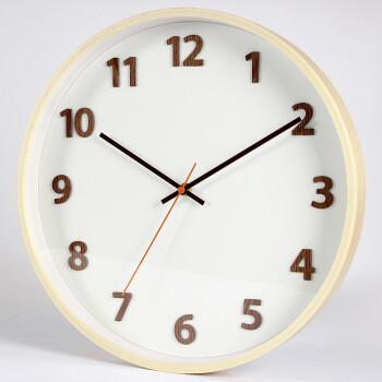 rustic kitchen clock extendable table 极客库 geekcook 简约现代木质挂钟中式时钟中国风挂表客厅卧室时尚 简约现代木质挂钟中式时钟中国风挂表