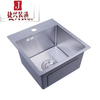 kitchen pantrys how much does it cost to do a 浦琳304不锈钢小水槽中岛吧台水池单槽厨房茶水间手工水槽1035as 加18元赠 浦琳304不锈钢小水槽中岛吧台水池单槽厨房茶水间手工