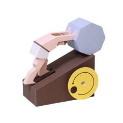Origami Folding Kitchen Island Cart Cabinet Images 中村开己日本折纸书会动的纸模儿童趣味玩具手工立体剪纸材料推石头的原始 中村开己日本折纸书会动的纸模儿童趣味玩具手工立体